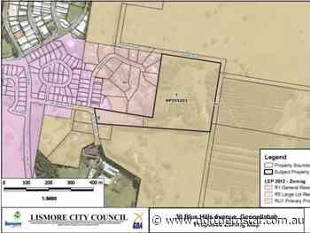 Blue Hills gets Lismore Council's green light - Northern Star