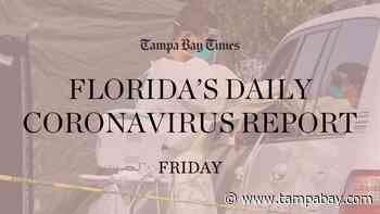 Florida adds 17,344 coronavirus cases, 114 deaths Friday after no report Thursday - Tampa Bay Times