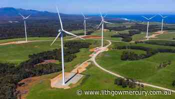 Tasmania powered entirely by green energy - Lithgow Mercury
