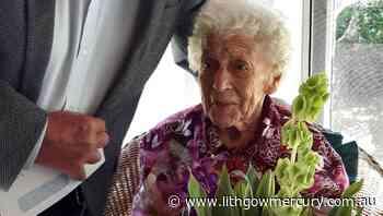 Lithgow icon: Dulcie Kearns celebrates 103 years - Lithgow Mercury