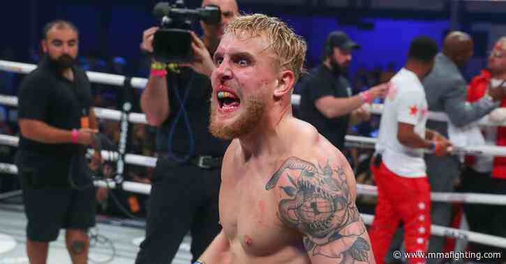 Jake Paul wants to 'beat up' Dillon Danis and then target his best friend Conor McGregor