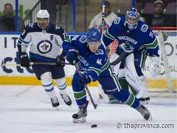 Canucks Young Stars almost certainly off till September 2021