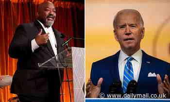 Biden 'considers Darrell Blocker for his CIA director'