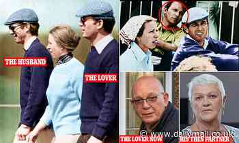 Princess Anne's secret affair with her bodyguard lover