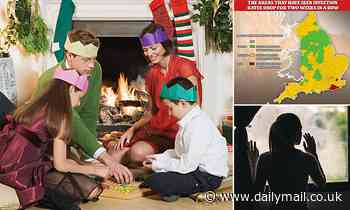 Government scientists advise Britons to avoid singing, dancing and even BOARD GAMES at Christmas
