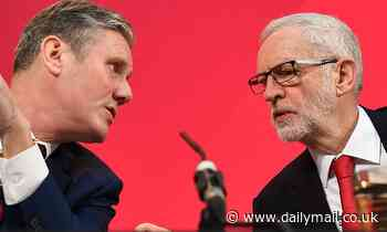 Jeremy Corbyn says Keir Starmer agreed to re-admit him to Labour
