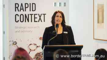 Dr Samantha Crompvoets, who grew up in Wodonga, sparked IGADF Afghanistan Inquiry - The Border Mail