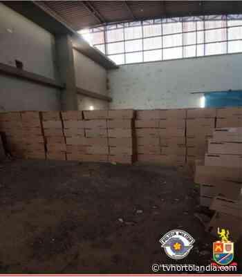 Monte Mor: Polícia recupera carga roubada avaliada em mais de R$ 800 mil - Waldir Junior