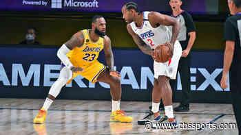 2020 NBA preseason schedule: Multiple Lakers vs. Clippers matchups headline nine-day slate of games