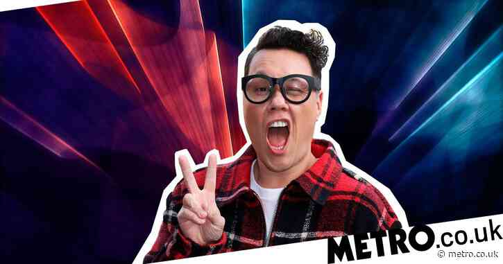 Gok Wan reveals he went to first rave aged 13 as he plans nation's biggest New Year's Eve party