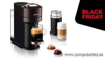Black Friday: Nespresso-Kaffeemaschinen im Angebot
