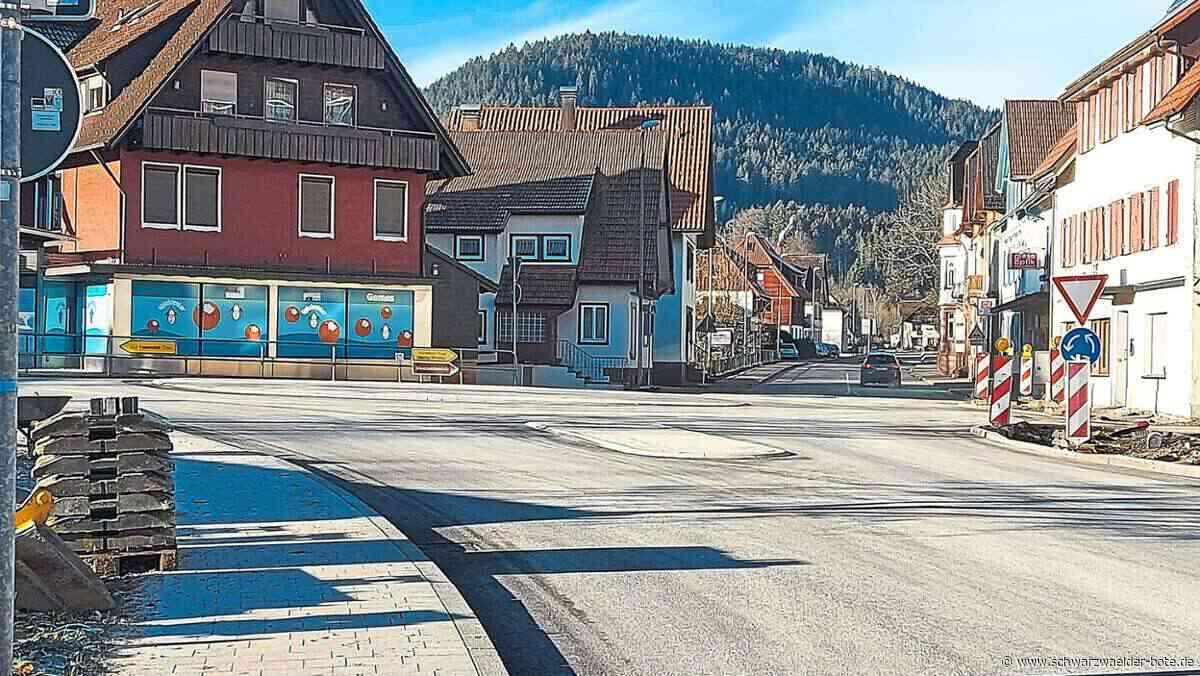 Baiersbronn: Jetzt fehlt nur noch die Markierung - Baiersbronn - Schwarzwälder Bote