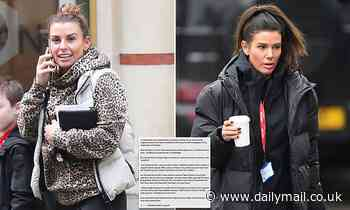 Coleen Rooney 'had a SPY in the Vardy camp': New twist in Wagatha Christie case