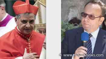 Tonino Solarino: sul Cardinale Becciu, mio amico, troppi silenzi - RagusaNews