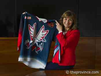 Steve Ewen: Vancouver Griffins planted early seeds, women's sports have blossomed since