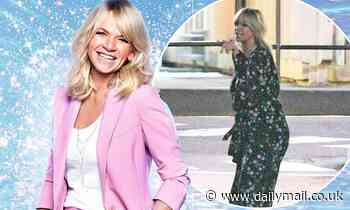 Strictly's Zoe Ball 'had a secret coronavirus scare' making her miss It Takes Two