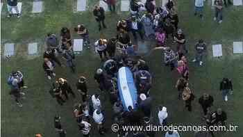 Diego Maradona é sepultado na Argentina - Diário de Canoas