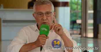 Busato testa positivo para a Covid-19 em Canoas - Jornal Correio do Povo