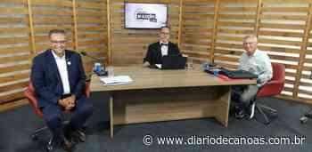 Acompanhe o debate com os candidatos à prefeitura de Canoas - Diário de Canoas