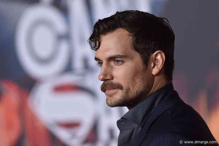 I Rocked Henry Cavill's Moustache For A Month & It Was Completely Humiliating