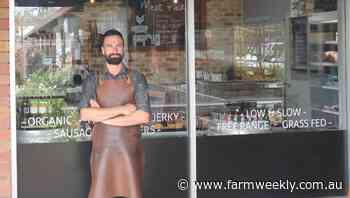 Second-generation butcher in demand