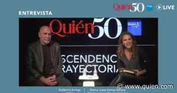 QUIÉN 50: Guillermo Arriaga y sus creencias al descubierto - Quién