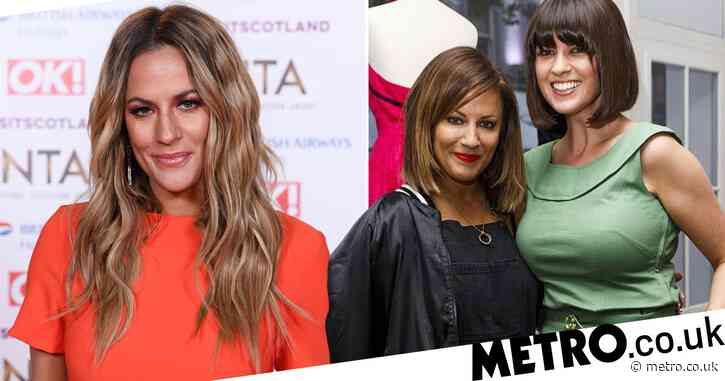 How Dawn O'Porter coped following death of Caroline Flack