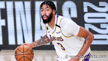 Is Anthony Davis waiting to re-sign with Lakers to create an opening for Giannis Antetokounmpo to join him?