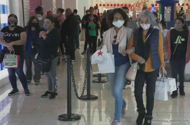 Black Friday Crowds Reduced Amid Pandemic Restrictions