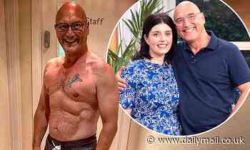 Gregg Wallace says he 'won the lottery' when he met wife Anne-Marie