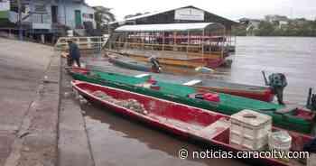 Amordazan a pescadores para robarles sus motores y canoas en el río Magdalena - Noticias Caracol
