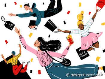 Shop Till You Drop: 20+ Bright Shopping Illustrations