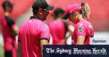 Sydney Sixers' struggles show just how far the WBBL has come