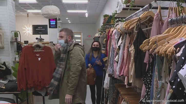 Small Businesses Try To Stay Afloat Amid Pandemic, Holiday Shopping Season