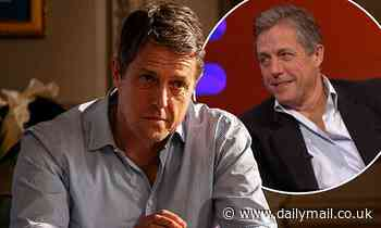 Hugh Grant reveals he took a break from acting after developing 'a bad attitude'