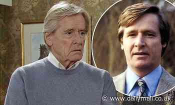 Corrie's William Roache reveals he considered QUITTING the soap in his 40s