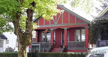 Vancouver real estate: heritage home called Jeffrey House sold $1.6 million, was bought in 2010 for $809000 - Straight.com