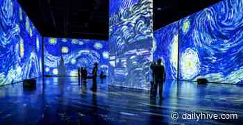 Massive Van Gogh projection art exhibition coming to Vancouver Convention Centre | Listed - Daily Hive