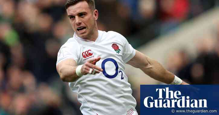 George Ford warns England to be wary of threat from wounded Wales