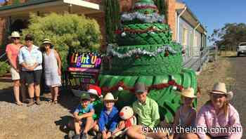 Annual competition brings festive spirit to Loomberah community