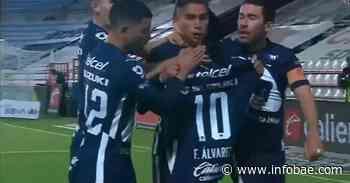 Pachuca vs Pumas: así fue el golazo de Fabio Álvarez y la celebración en honor a Diego Maradona - infobae