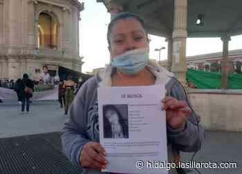 Marta viajó de Iztapalapa a Pachuca en busca de su hija - La Silla Rota