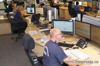 Rettungsleitstelle bekommt leistungsfähige Technik - Freie Presse