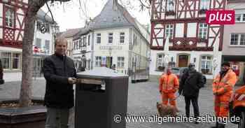 Alzey soll sauberer werden - Allgemeine Zeitung