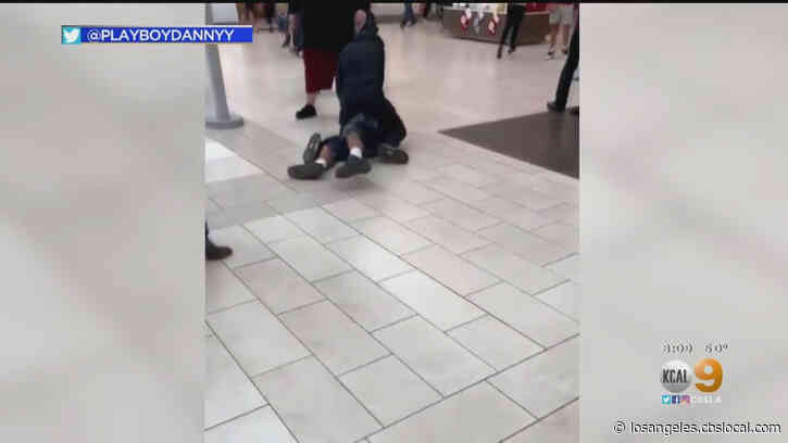 Off-Duty Sheriff's Deputy Stops Suspected Robbery At Cerritos Mall