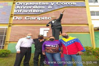 Levantaron estatua de José Antonio Abreu en Caripito   - Correo del Orinoco