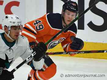 He's Edmonton's forgotten man on left wing but is he ready to make some NHL noise?