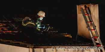 Feuerwehreinsatz in Wipperfürth: Kaminbrand in Neuenhaus - Kölnische Rundschau