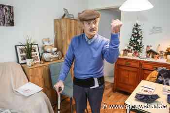 """Jacques (81) opnieuw overvallen door gewapende buur: """"Hij heeft zes Jupilers en mijn twee goudvissen mee"""""""