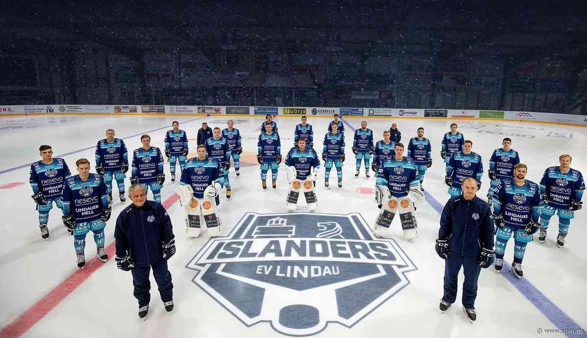 Eishockey: EV Lindau Islanders beginnen ihren Liga-Neustart am 04. Dezember - Lindau - all-in.de - Das Allgäu Online!